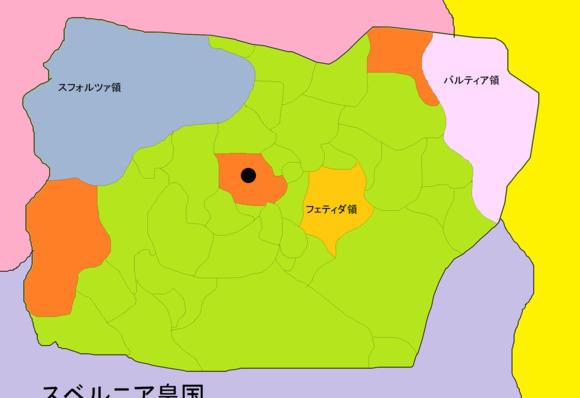 転生ざまぁ(国内地図)