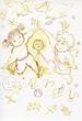 童話『こうのとりの天使』の挿絵