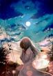 『 あの月の日に 』