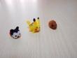 ネズミ三種盛り