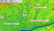 設楽ヶ原の戦い概要図