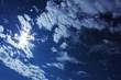 青空と白雲5