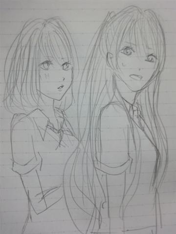 加奈子&奏さん
