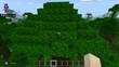 巨大ジャングルのツリーハウス