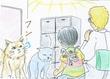 アチラのお医者さんと猫の王5