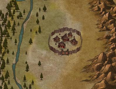 Inkarnate.com 地図 サンプル2