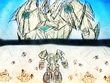 鎧装真姫ゴッドグレイツ/統連軍vsイデアルフォートレス