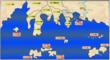 極東地域地図