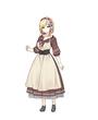 異世界レンガのキャラクターデザイン・マリー