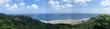 摩文仁の丘からの海