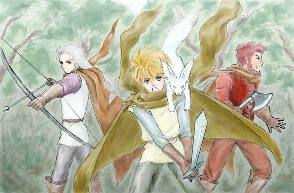 迷いの森の戦い