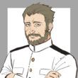 軍服おじさん(画像メーカー「Picrew(ピクルー)使用」)