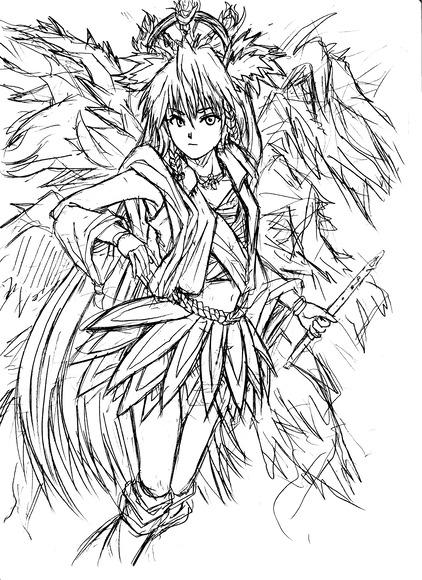 病魔の王と堕天の姫君01