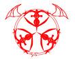 プリンスオブドラキア(ドラグント皇太子)の紋章