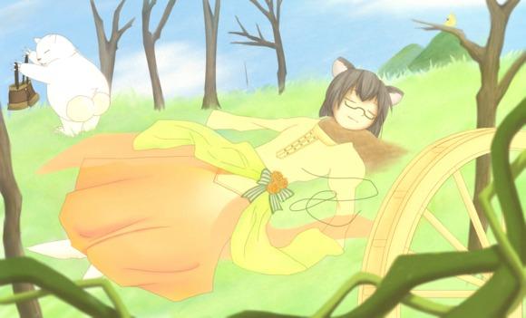 【英雄学園】童話パロシリーズ第一弾 『眠れる森の・・・』
