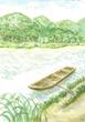 小船のある風景