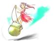 【挿し絵】魔法僧侶のアトリエ