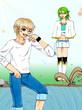 幻獣使い 第十五体目 妖精の市場 挿絵2