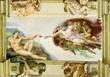 アダムの創造  風呂天井