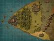 世界地図【線あり】