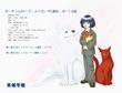【英雄学園】 オーディルホープ・メイカーダ(とその使い魔)