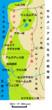 千年巫女の代理人 ホルメニア北方概略図