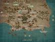 ここではありふれた物語-エスタ=フォレスティア周辺地図-地名入り