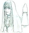純白の聖女