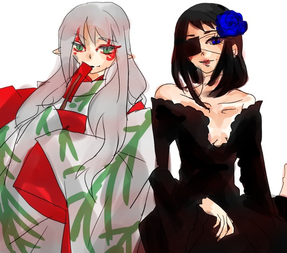 妖怪と魔女