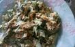 手作り料理 きゅうりサラダ