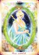 大和撫子様のタロットカード「世界」