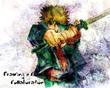 【線×色】福山陽士さんの線画です…!