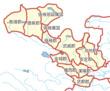 三國志 涼州地図