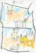 文芸コラム 『言葉の精練』の第31回の挿絵、その4