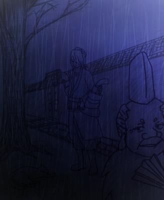 【コラボ侍】これだから江戸城はイヤなんだ。