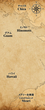 幻想異世界のジオポリティクス 21話 地図