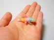 虹色のサメ
