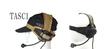 SELEX TASC1タイプ タクティカル ヘッドホン