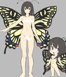 蝶は蜜を求めて異世界に舞う 「花崎 鈴」