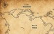 幻想異世界のジオポリティクス 20話 地図