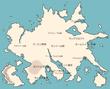 世界地図!
