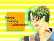 【線画×彩色◆コラボ祭Ⅳ】 まうす様の線画