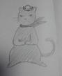 安倍川餅猫
