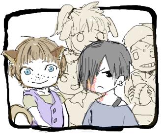 モブ子供達