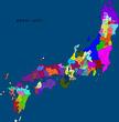 1487年 日本勢力図