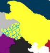 満州帝国の蒙古地方