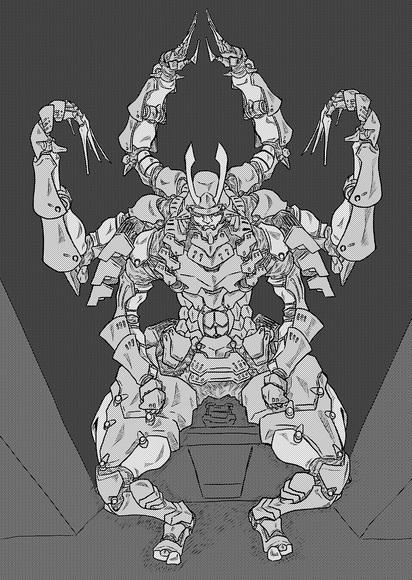 幻晶騎士イカルガ