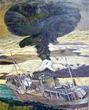 小説 『廃船ー第五福竜丸ー』の挿絵