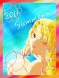 夏のご挨拶。