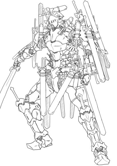 幻晶騎士ソードマン